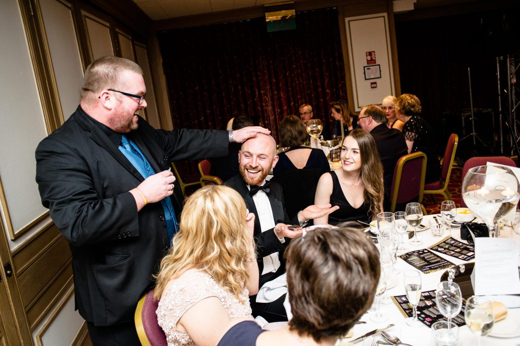 Corporate Magician in Derby