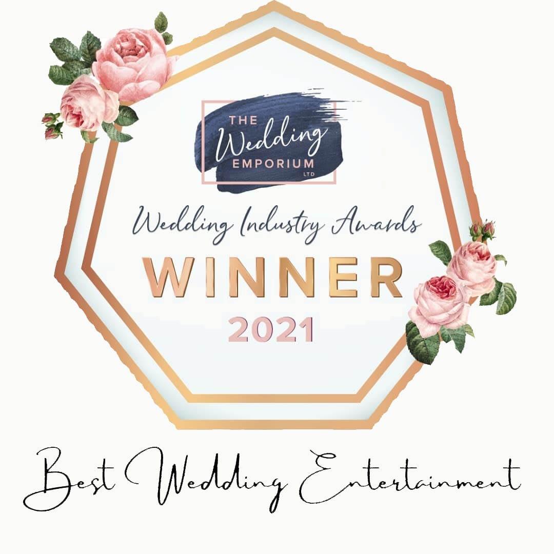 Derby Wedding Magician wins prestigious award